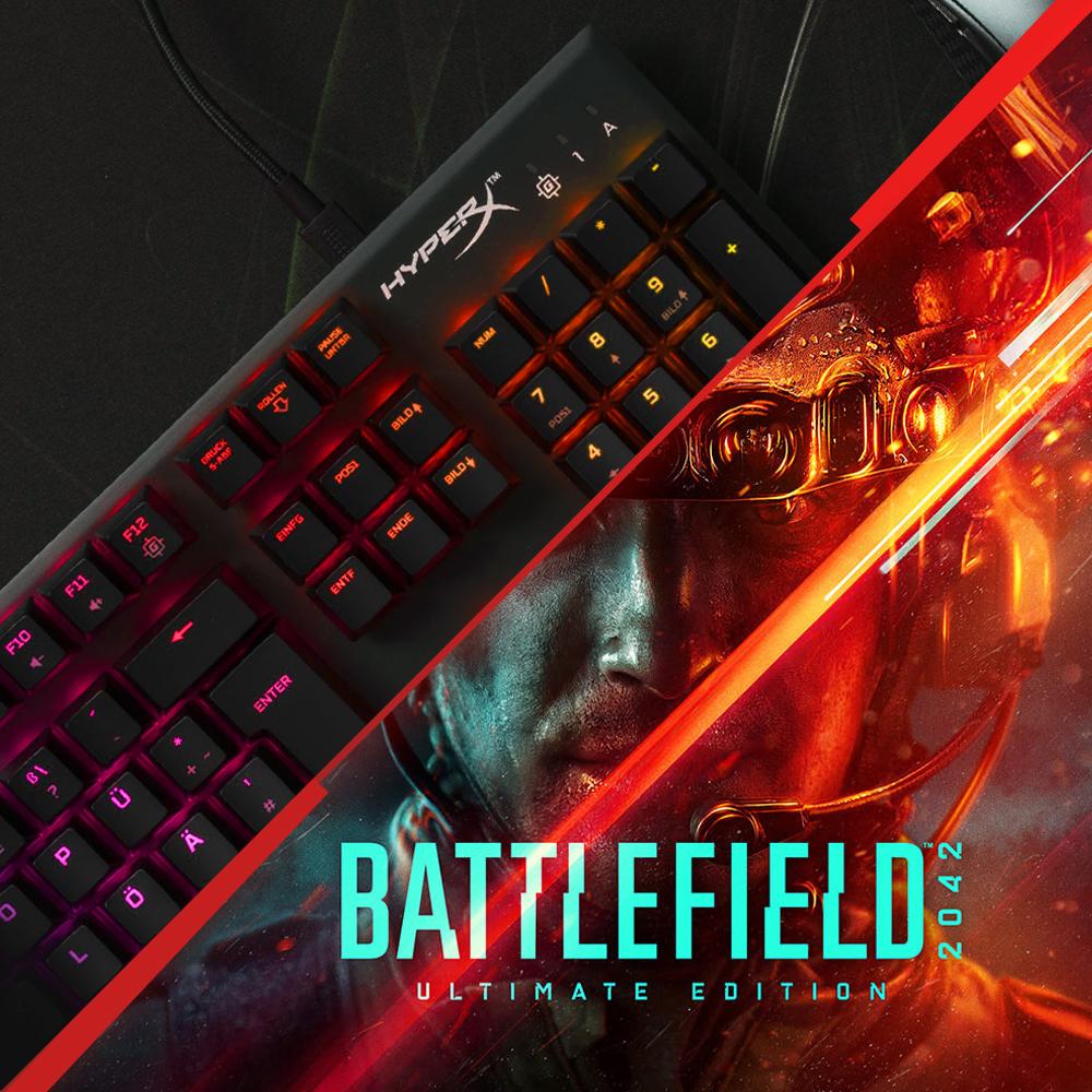 Периферия + Battlefield 2042